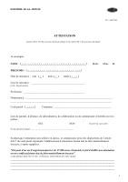 modele attestation cerfa 11527 document online. Black Bedroom Furniture Sets. Home Design Ideas