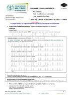 Declaration De Changement De Situation A La Caisse Nationale